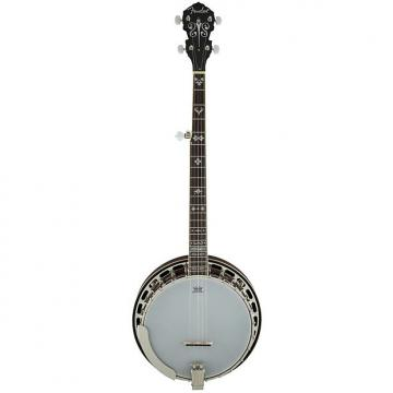 Custom Fender® Concert Tone 54 Mahogany Resonate 5 String Vintage Banjo