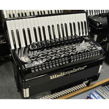 Custom Weltmeister Saphire Piano Accordion 2016 2016 Black