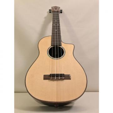 Custom Cordoba 32T-CE All Solid Acoustic/Electric Tenor Ukulele - Natural
