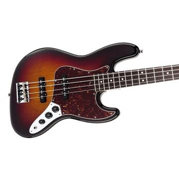 Custom Fender American Standard Jazz Bass 3 Color Sunburst
