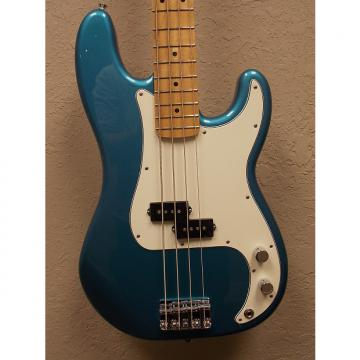 Custom Fender  Standard Precision Bass  2016 Lake Placid Blue w/ Maple Finger board