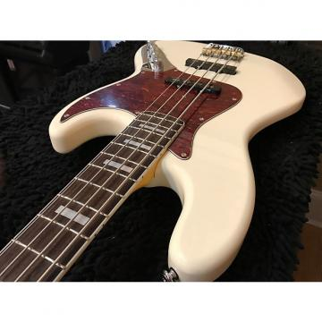 Custom Schecter Diamond J- Plus Ivory