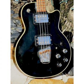 Custom Guild M-85 II Songbird Bass 1976 Black