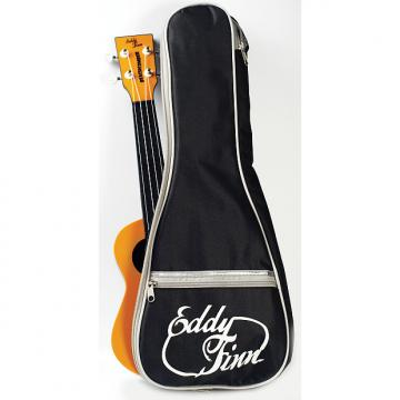 Custom eddy finn - Beach-Comber Plastic And Fantastic With Gig Bag!  (Orange)  Model: EF-PSOR