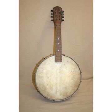 Custom Unknown  Mandolin banjo vintage project