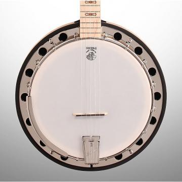 Custom Deering Goodtime 2 Banjo with Resonator, 5-String
