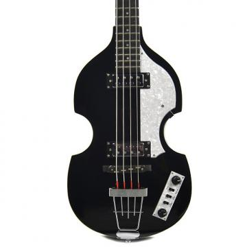 Custom Hofner Ignition Series Violin Bass Black