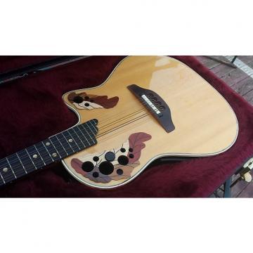 Custom Ovation MM68 USA Mandolin