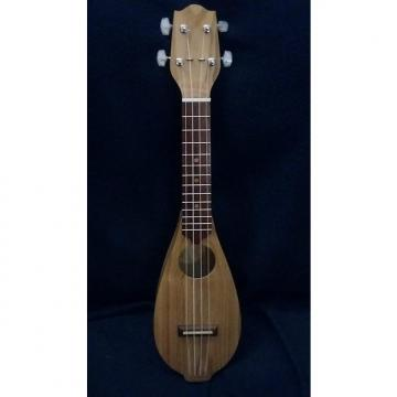 Custom Berg Wood Works Ukulele 2016 Natural