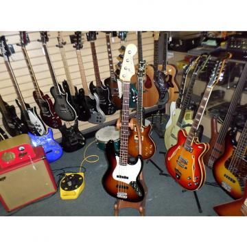 Custom Fender Jazz American Special 2010 3 Color Sunburst