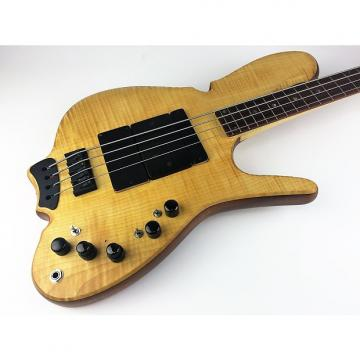 Custom Wood & Tronics Zoid 2015 Natural Satin