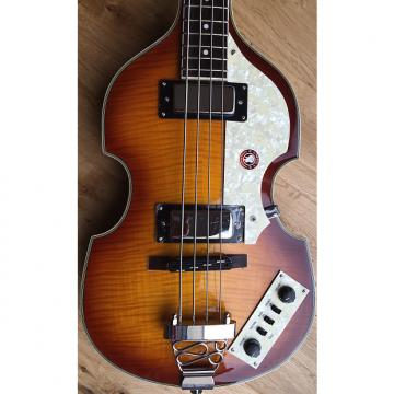 Custom Brand New ALDEN Violin Bass Vintage Sunburst SAVE £50!