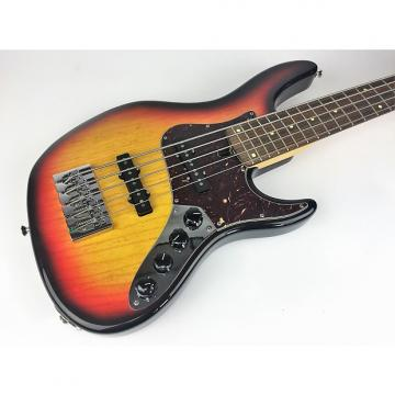 Custom Mike Lull M5 2016 3 Tone Sunburst