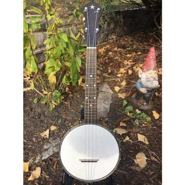 Custom Vintage Oliver Ditson Banjo Ukulele, Banjolele, -Made by Vega? Bacon? Other? 1920s-30s
