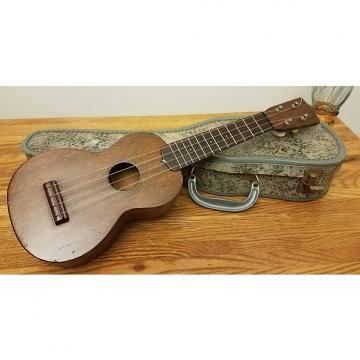 Custom 1950's Martin Style O soprano ukulele w/osc