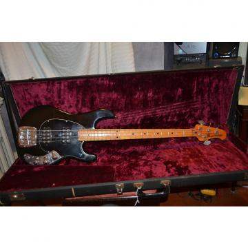 Custom musicman sabre bass guitar 1979 black