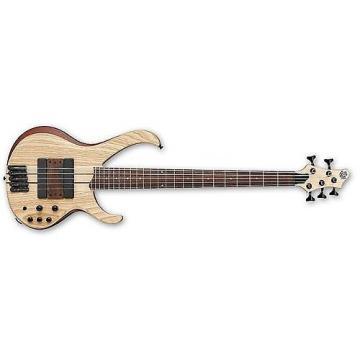 Custom Ibanez BTB33 5-String Bass Guitar Used