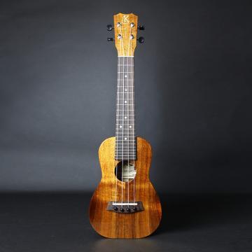 Custom Kanilea K1SG Soprano Ukulele w/ Case