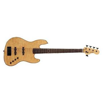 Custom Spector Coda5 Pro 5-String Electric Bass Guitar (Natural Stain) Used