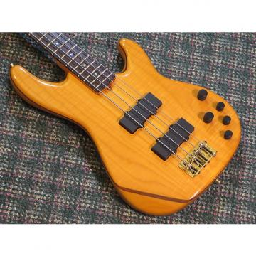 Custom 2002 Fender American Deluxe Zone 4 String Bass Flame Maple! w/OHSC