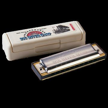 Custom Hohner 590BX-A Big River Harp Harmonica Key of A