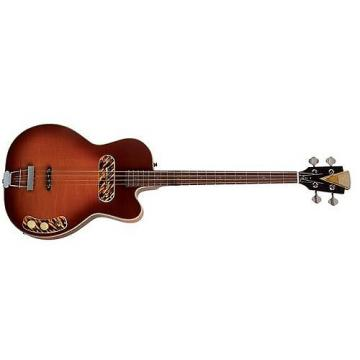 Custom Kay Vintage Reissue Kay K162V Pro Bass (Honey Sunburst) Used