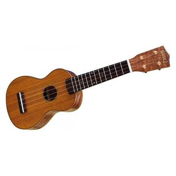 Custom Ukulele Mahalo U-LTD2 (+ housse) - Soprano