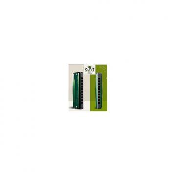 Custom Suzuki C20 Olive (La) - Harmonica diatonique