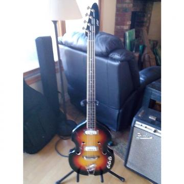 Custom Vox V250 Violin Bass