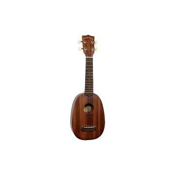 Custom Kala Makala MK-P Pineapple Ananas - Ukulele Soprano