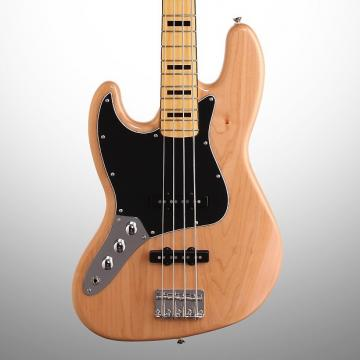 Custom Squier '70s Vintage Modified Jazz Electric Bass, Left-Handed