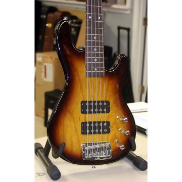 Custom G&L Tribute L2500 Bass, Tobacco Sunburst