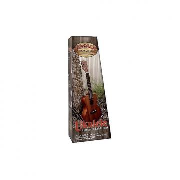 Custom Pack Kala Makala MK-C - Ukulele Concert (+ housse + accordeur + livret)