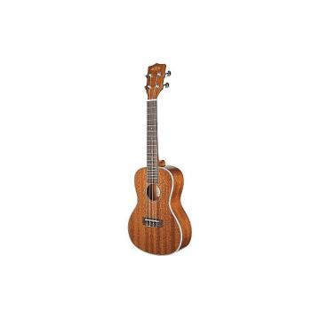 Custom Kala KA-CG Acajou - Ukulele Concert - finition brillante (+ housse)