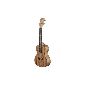 Custom Kala KA-PWC Pacific Walnut - Ukulele concert (+ housse)