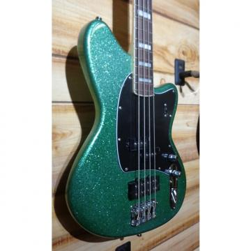 Custom New Ibanez TMB310 Talman Electric Bass Guitar Turquoise Sparkle