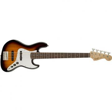 Custom Squier Affinity J Bass 5 String Sunburst