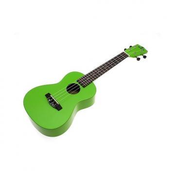 Custom Ukulele Koki'o Linden Concert vert (+ housse)