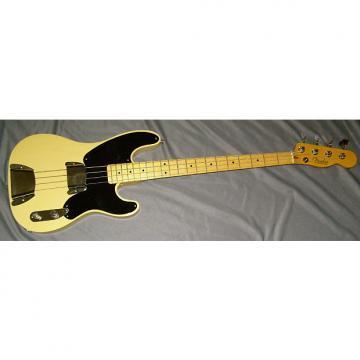 Custom Dale Fortune FENDER replica '52 / '53 Precision Bass 2010 Butterscotch