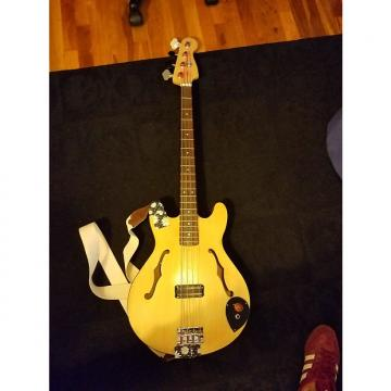 Custom wishbass starfire/casino/ 2014 Natural