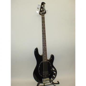 Custom Sterling by Music Man Ray34 4 String Electric Bass Guitar BLACK
