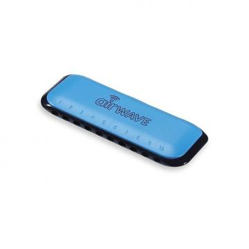 Custom Suzuki Air Wave AW1 Do - Bleu - Harmonica diatonique débutant enfant