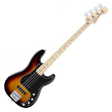 Custom Fender Deluxe Active P Bass Special with Maple Fingerboard - 3 Color Sunburst