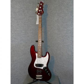 Custom G&L JB  2014 Ruby Red
