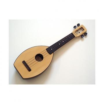 Custom MagicFluke Flea naturel (+ Housse) - Ukulele Soprano