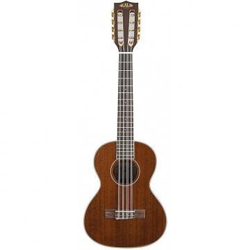 Custom Ukulele Tenor 8 cordes Kala Mahogany KA-8 (+ housse)