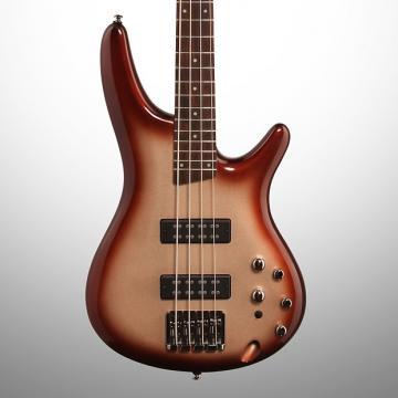 Custom Ibanez SR300E Electric Bass, Champagne Burst