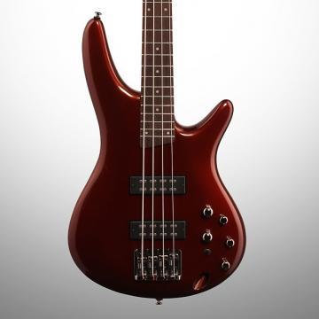 Custom Ibanez SR300E Electric Bass, Root Beer Metallic