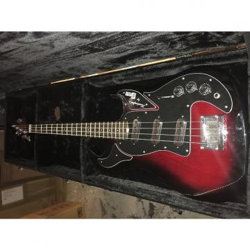 Custom Burns Marquee Bass - Redburst USED