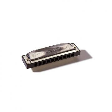Custom Hohner Special 20 - Sol - Harmonica diatonique